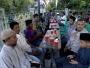 Jalin Silaturrahmi Polisi Polsek Susoh Buka Bersama Dengan Warga
