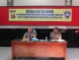 Sosialisasi Kesiapan Pemilu Presiden dan Legislatif 2019 Kepada Personel Bhabinkamtibmas, Kapolres Aceh Barat Daya Imbau Anggota Tetap Netral
